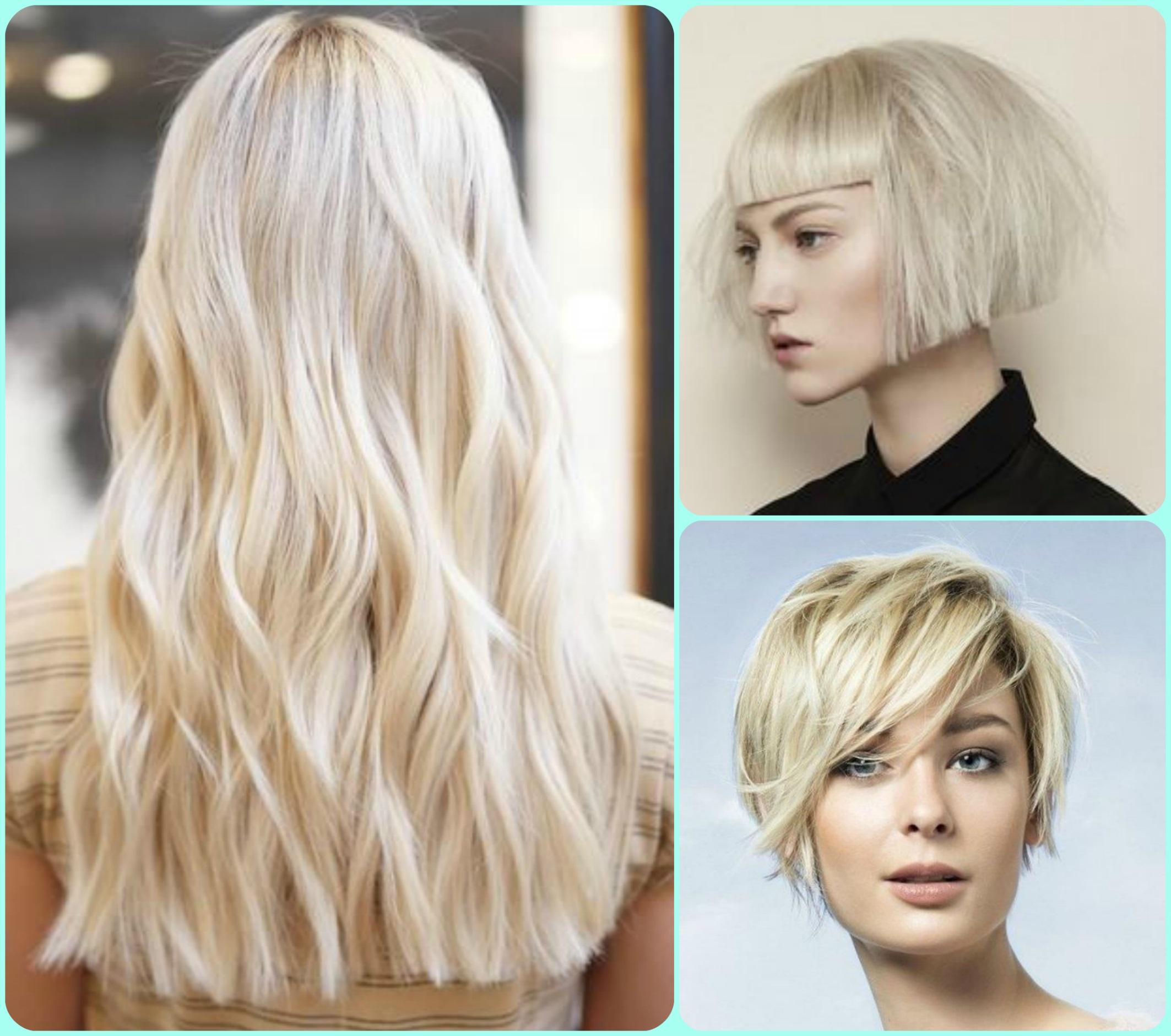 Как покрасить волосы в серый цвет без желтизны