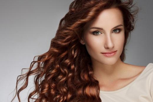 Укладка волос феном и пенкой