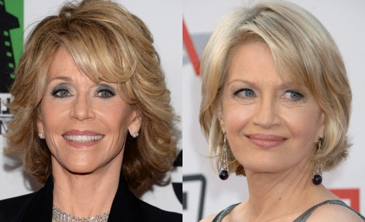 причёски для женщин 50 лет фото