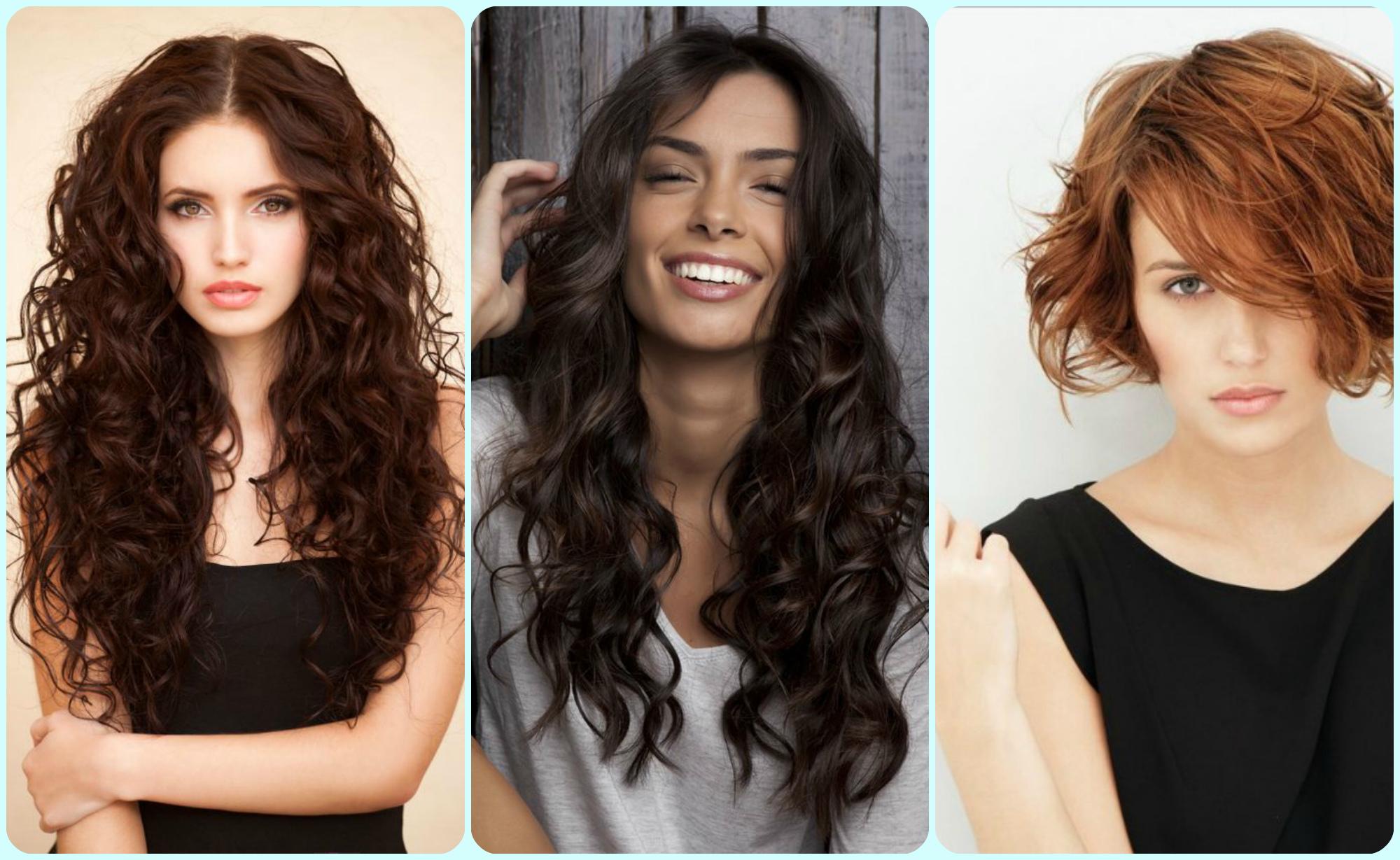 Вьющийся волос как сделать кудри красивыми