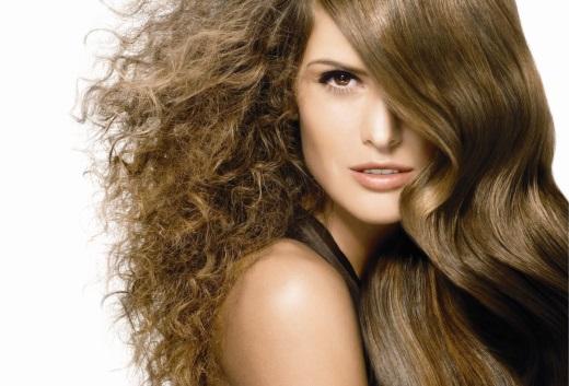 Выпрямление волос после химической завивки