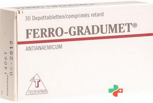 Ферроградумет