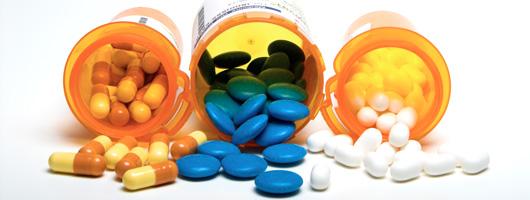 Передозировка лекарственными препаратами
