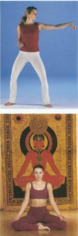 Йога при боли в тазобедренном суставе