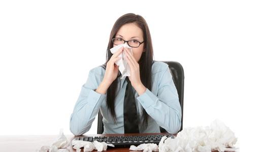 Лечение аллергического ринита способами народной медицины