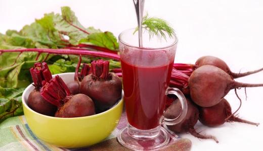 Свекольный сок рецепт от ринита