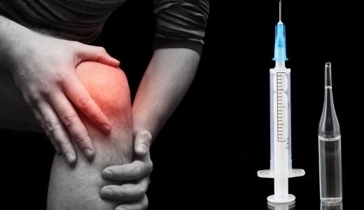 Лечение артрита коленного сустава инъекциямми