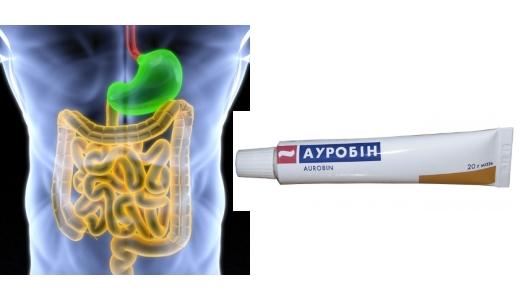 Ауробин применение для лечения