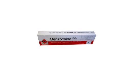 Бензокаин инструкция по применению
