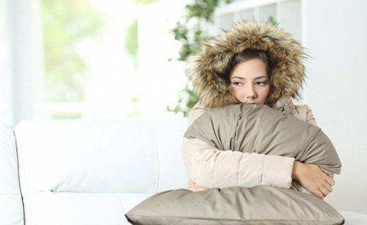 причины ощущения холода