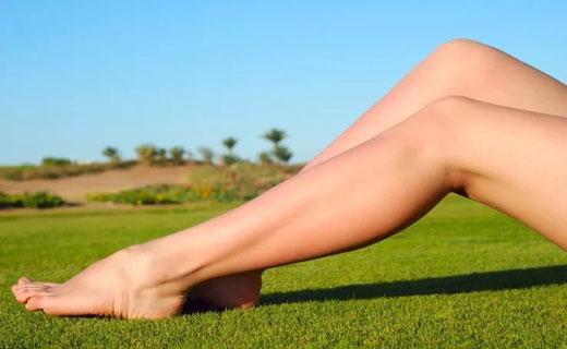как сохранить здоровые ноги