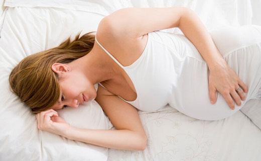 боли в боку при беременности
