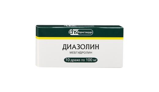 Диазолин инструкция по применению