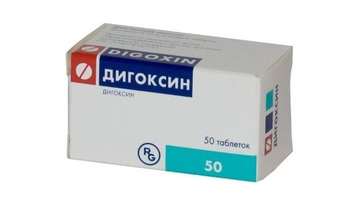Дигоксин Инструкция По Применению Цена Отзывы Аналоги Таблетки - фото 3