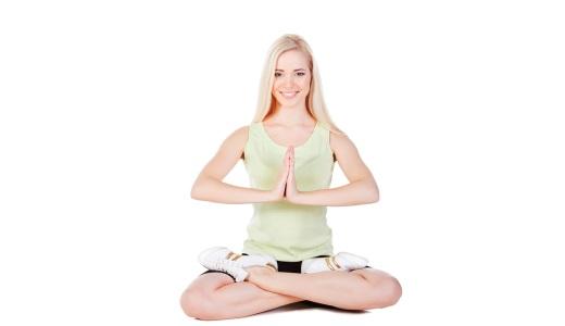 Очищение легких йога