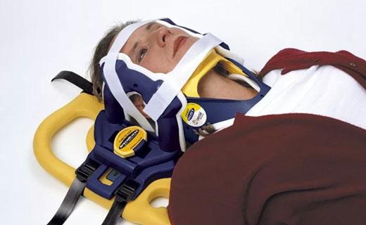 иммобилизация при переломе шейного позвонка