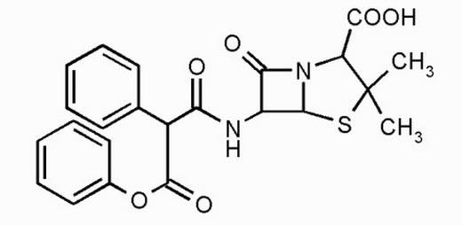 Карфециллин