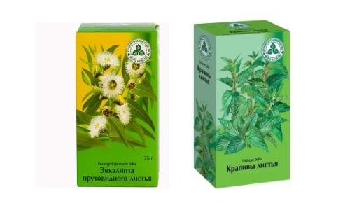 Лечение белей травами