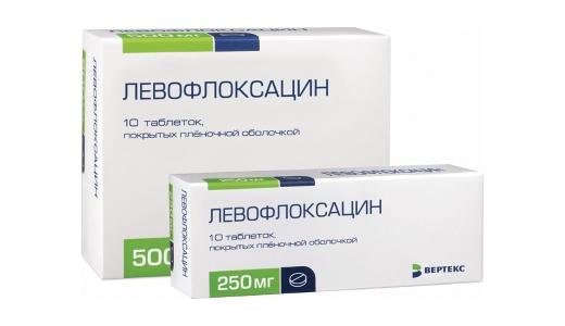 Левофлоксацин инструкция по применению