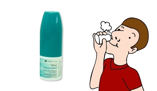 Назонекс применение для лечения