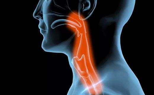 Ожог верхних дыхательных путей - диагностика и лечение