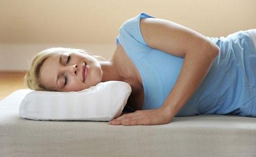 неудобная подушка