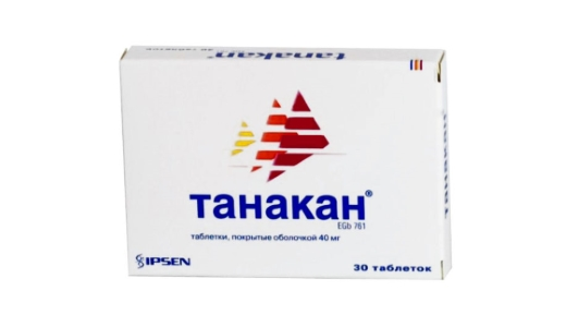 Танакан инструкция по применению