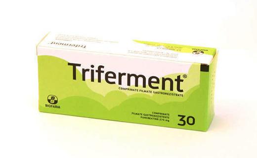 трифермент