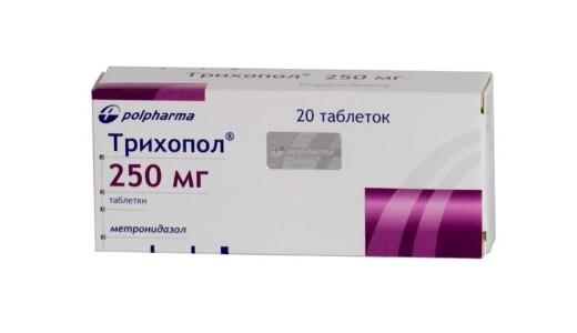 и аналоги таблетки отзывы инструкция применению цена по трихопол