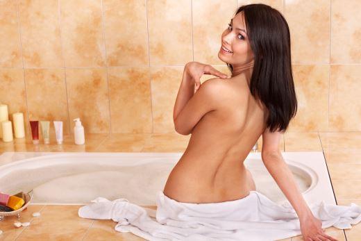 Домашние ванны для похудения - разные рецепты
