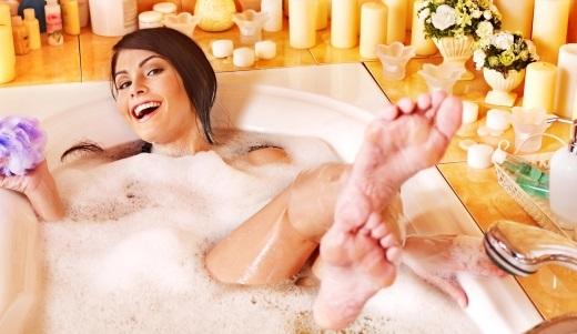 Лечение невроза ванны