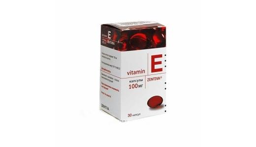 витамин е плюс инструкция по применению - фото 8
