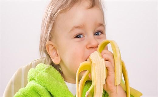 Аллергия на банан у ребенка фото