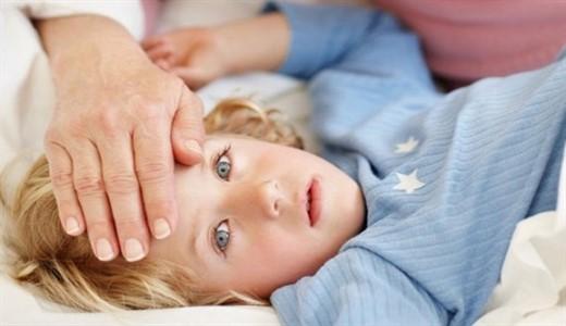 Температура тела у ребенка