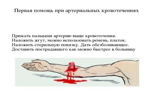 Кровотечение у детей - причины и лечение