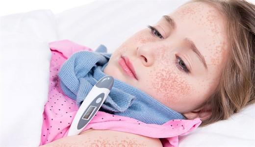 Уход за детьми с лихорадкой