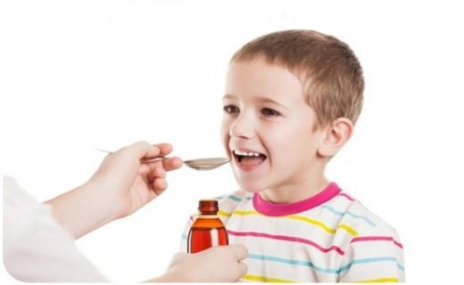 Солодка от кашля для детей