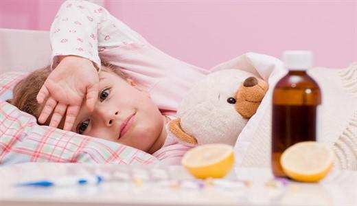 Почему ребенок болеет орви