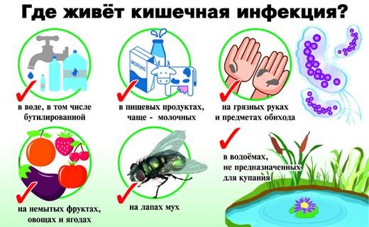 Острая бактериальная диарея