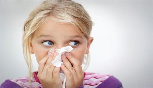 Как протекает риновирусная инфекция у детей