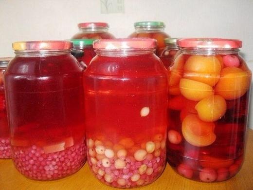 заготовки из актинидии на зиму рецепты