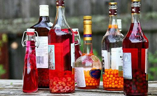 алкоголь в приготовлении растительных лекарств