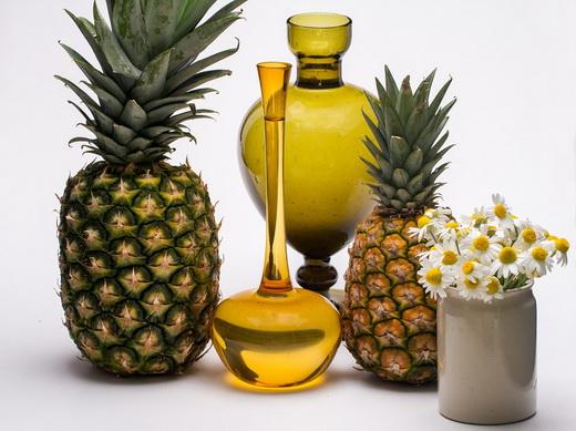 Свойства ананаса для здоровья