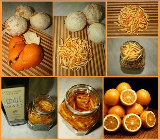Польза апельсина в косметологии