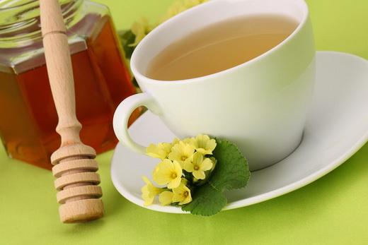 Чай с примулой