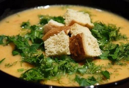 Суп с примулой