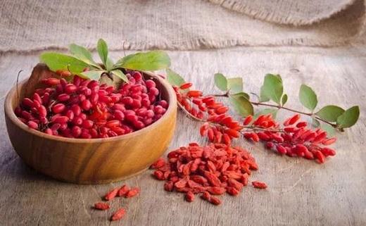 Применение ягод барбариса