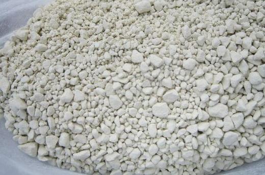 Свойства белой глины