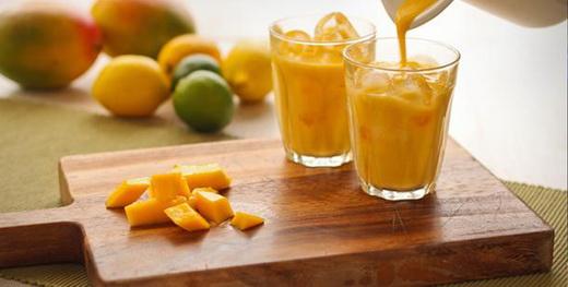 Польза сока из манго