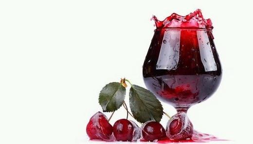 Польза сока из черешни